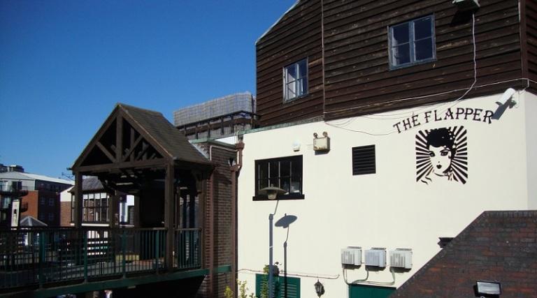 the-flapper-birmingham